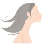 髪の毛も老化する!?頭皮のケアも忘れずに。